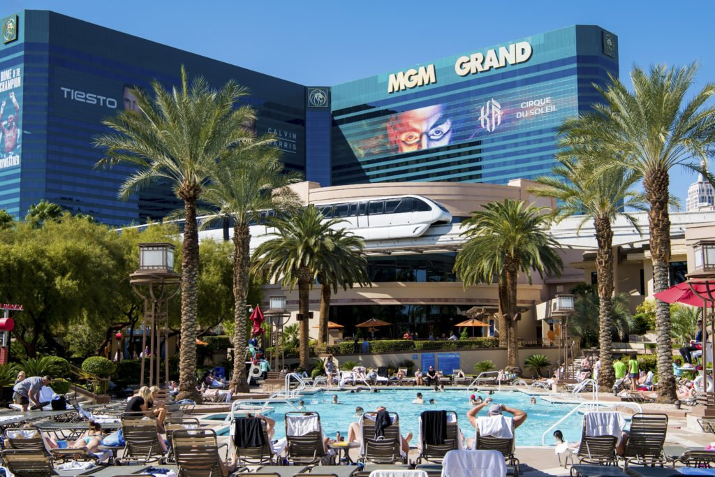 Signature MGM condos for sale Las Vegas