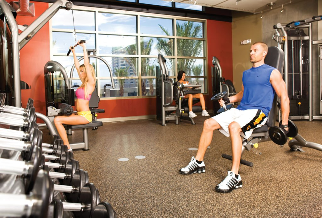 Juhl Vegas Fitness Room