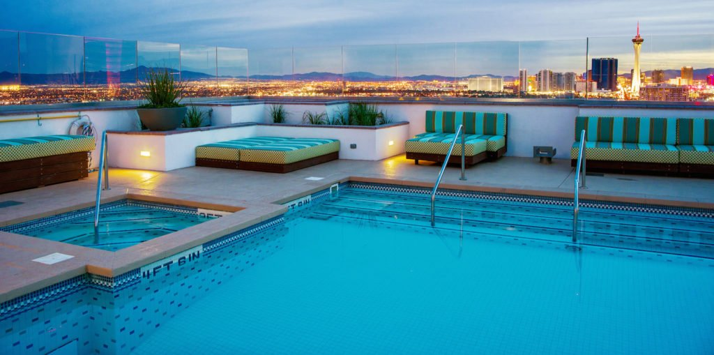 Relaxation Station Pool Lounge: 8+ The OGDEN Las Vegas Condos For Sale #1 702-882-8240