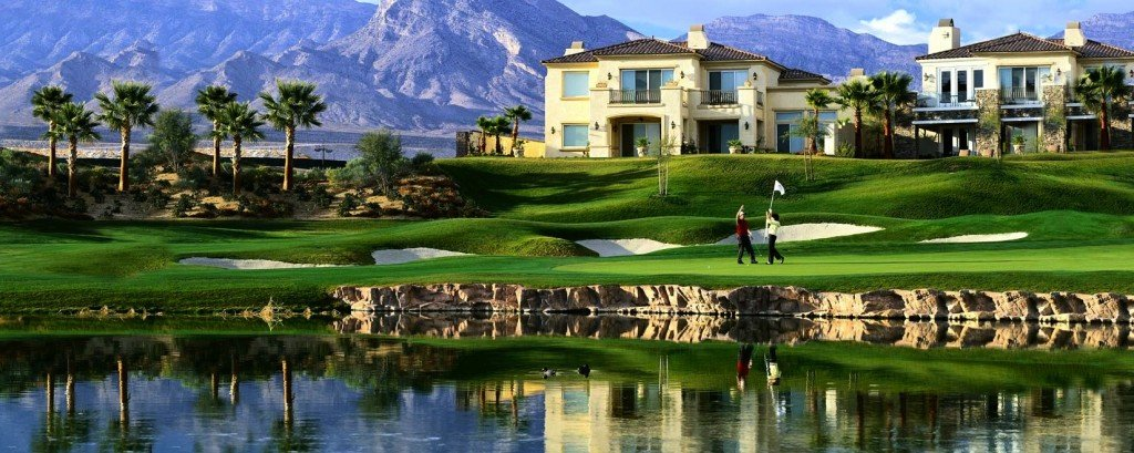 Red Rock country club golf