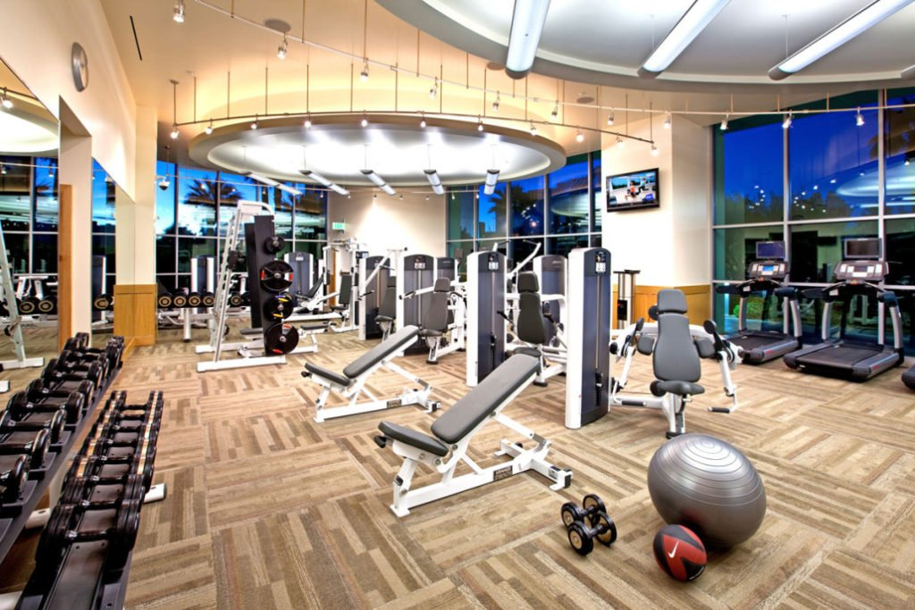 Fitness Gym Turnberry Towers