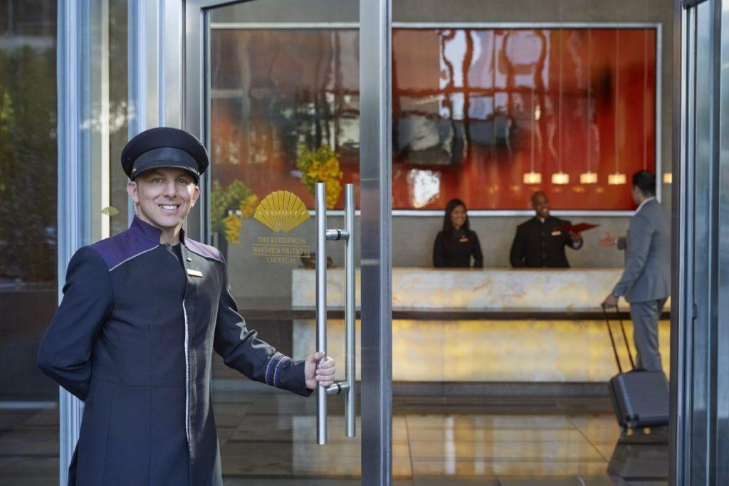 Las Vegas High Rise Staff & Valets - Mandarin