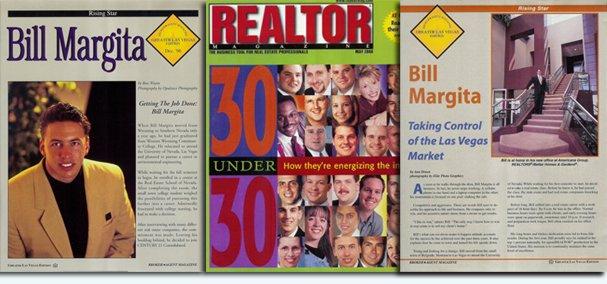 William Margita Best Real Estate Agent 30 under 30 Centurion