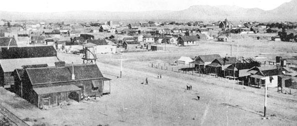 Las Vegas 1900