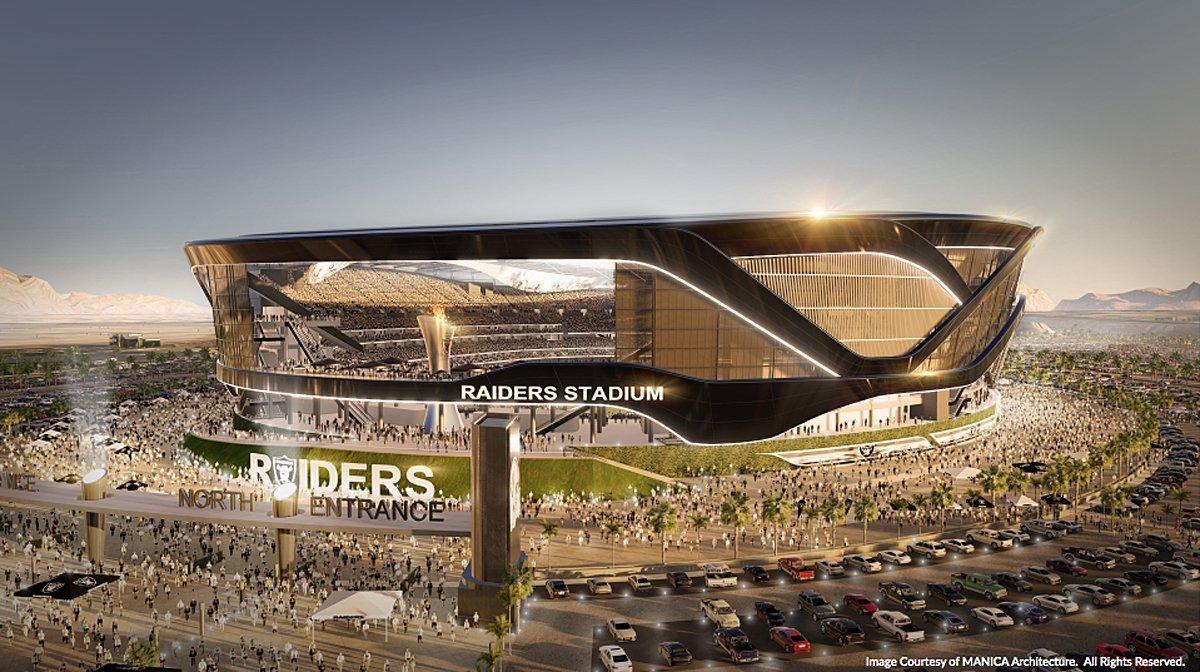 Raiders Stadium Las Vegas
