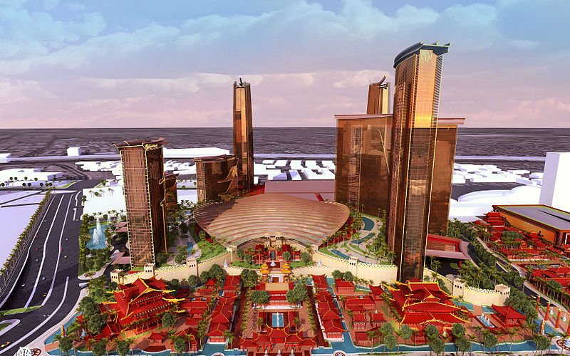 Resorts World Las Vgeas