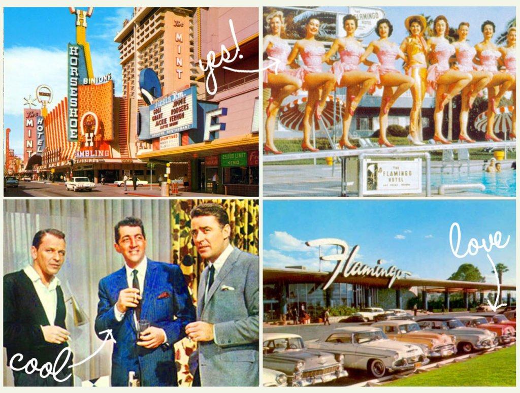 Las Vegas 1950-60
