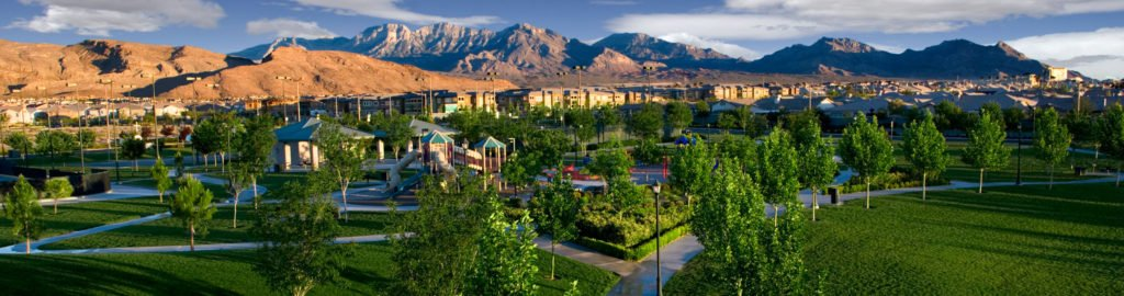 Summerlin Las Vegas Park & Walking Trail