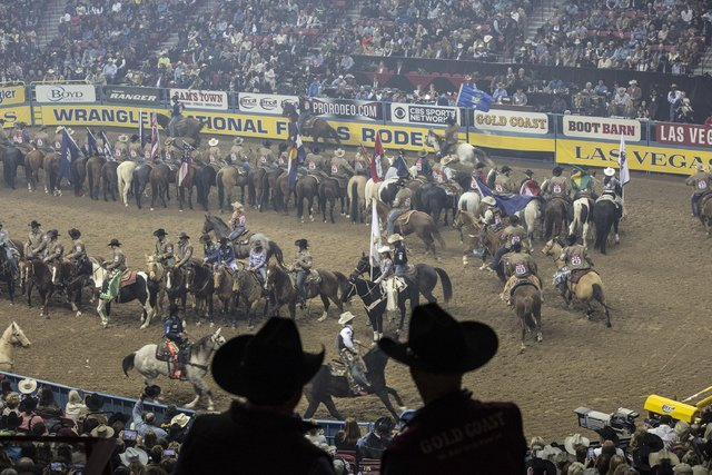 Las Vegas National Rodeo Finals