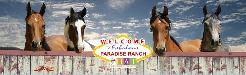 Paradise Ranch Las Vegas Horse Riding Lessons