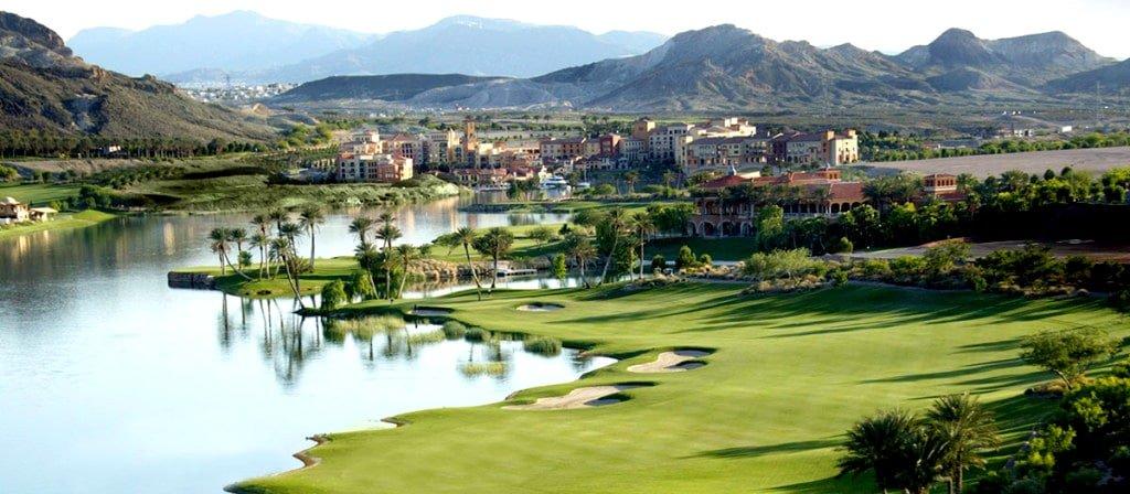 Lake Las Vegas waterfront homes for sale