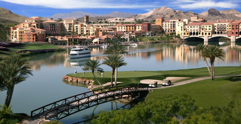 Las Vegas waterfront homes for sale - Lake Las Vegas