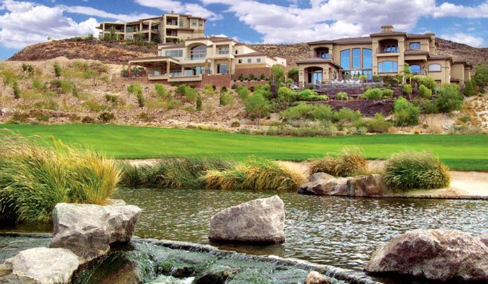 Seven Hills golfcourse homes for sale