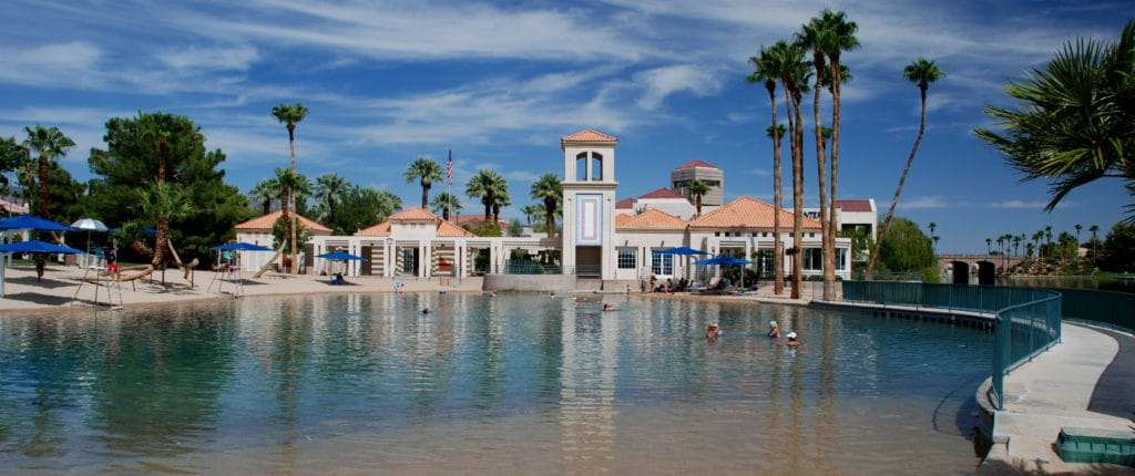 desert shores las vegas community center