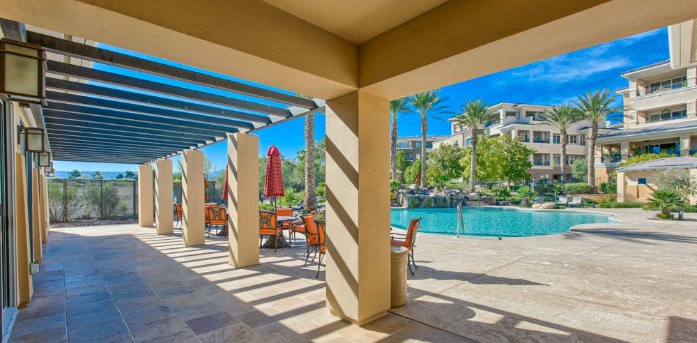Summerlin Las Vegas Condos - Mira Villa View
