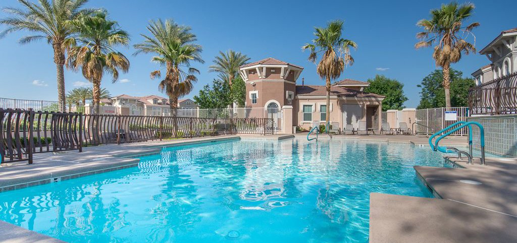Summerlin Condo Pool