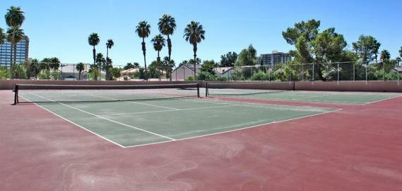 Regency Towers Las Vegas Tennis