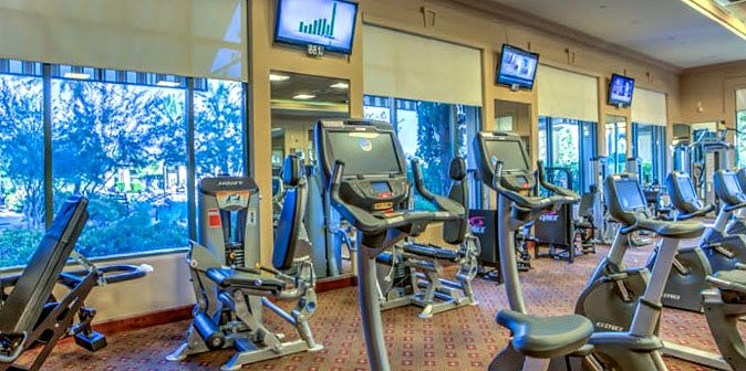 Siena Las Vegas Fitness Gym