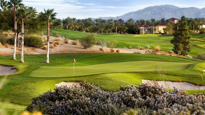 Siena Las Vegas Golf Coure