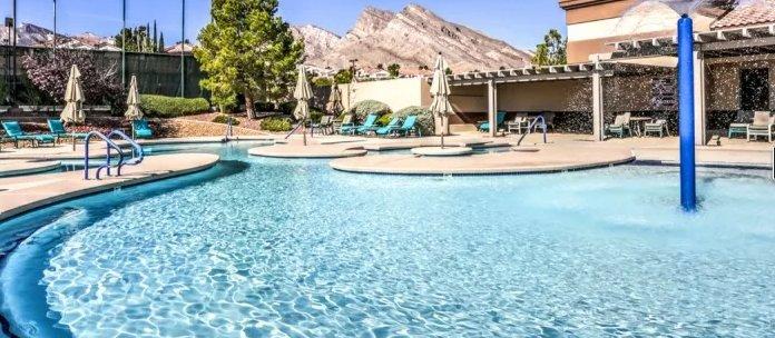 Sun City Summerlin Community Pool