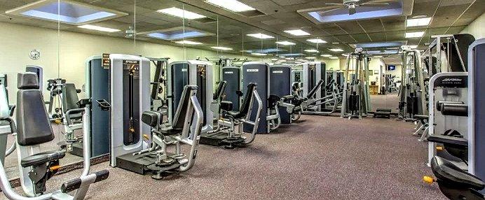 Sun City Summerlin Gym Fitness Room