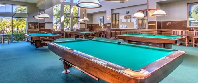 Sun City Summerlin Pool Room