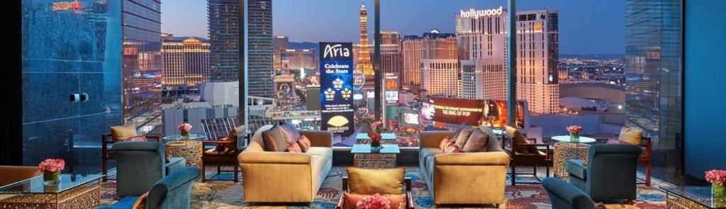 4 Las Vegas Strip Map of #1 Attractions - Hotels - Monorail Maps