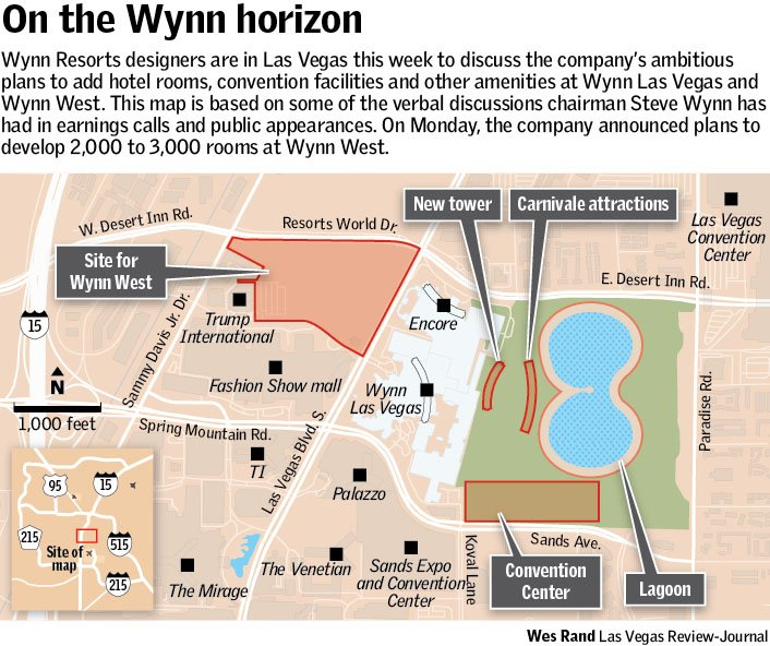 Wynn resorts plans