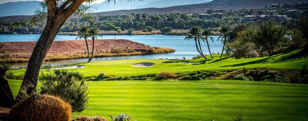 Lake Las Vegas Golf Course