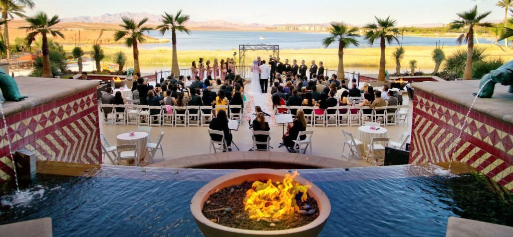 Lake Las Vegas wedding and events