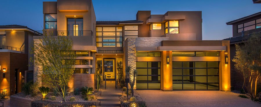 Las Vegas Million+ Dollar Homes for Sale