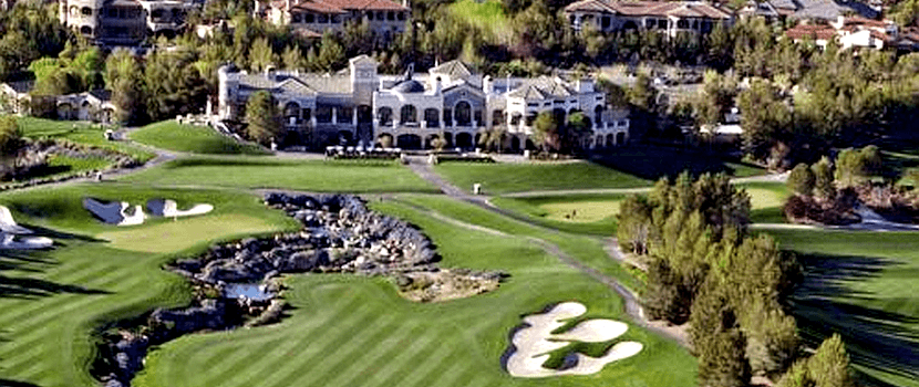 Southern Highlands Country Club View