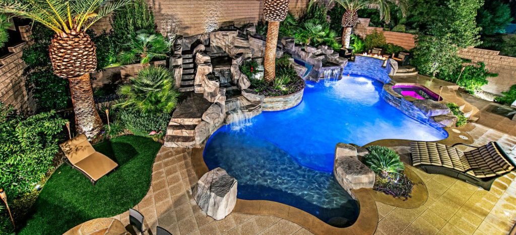 Las Vegas homes with Pools
