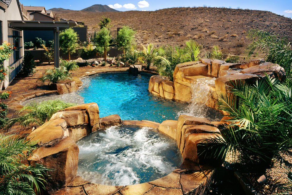 Las Vegas pools and spas