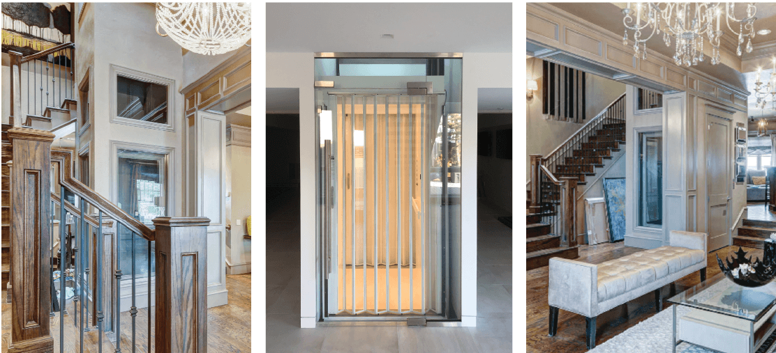 homes with elevators in Las Vegas