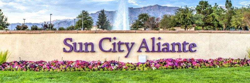 Sun City Aliante Las Vegas Homes for Sale