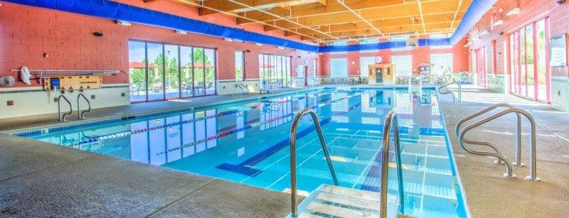 Sun City Aliante Las Vegas Pool