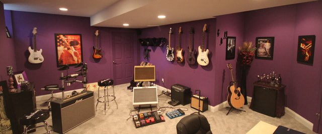 basement music studio idea las vegas