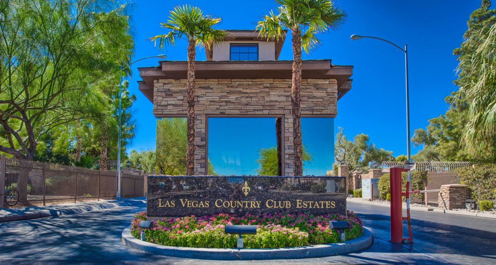 guard gated homes for sale in las vegas nv