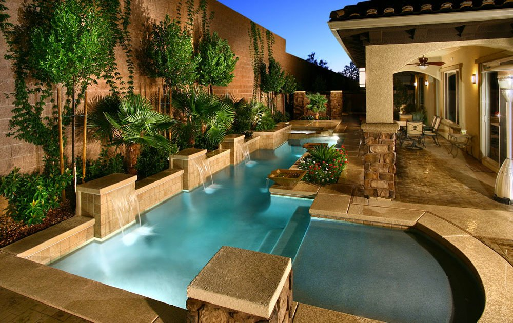 homes for sale with pools in Las Vegas