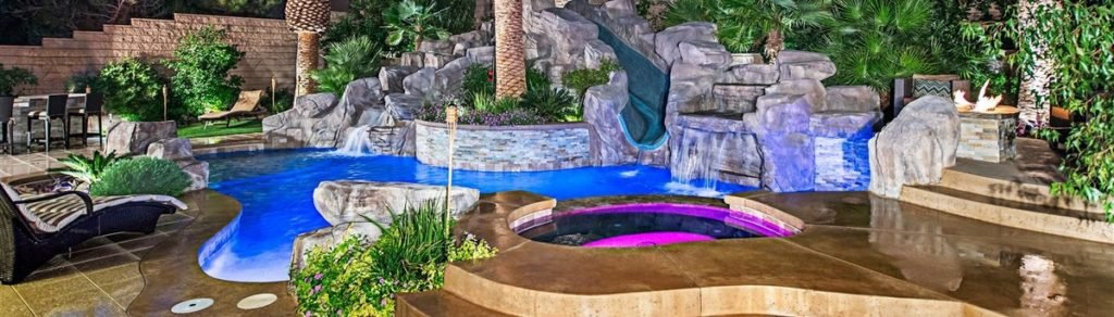 homes for sale with swimming pool in las vegas