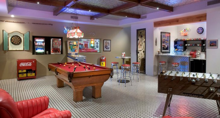 las vegas basement homes