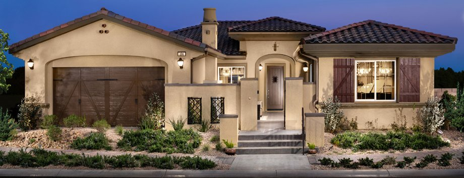 one 1 single story homes las vegas
