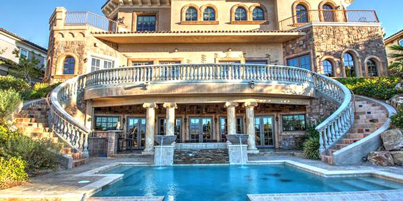 Lake Las Vegas Henderson NV Homes with Pools