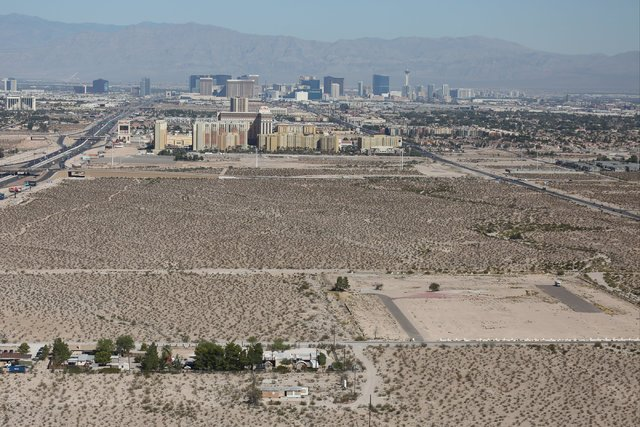 land for sale in Las Vegas NV