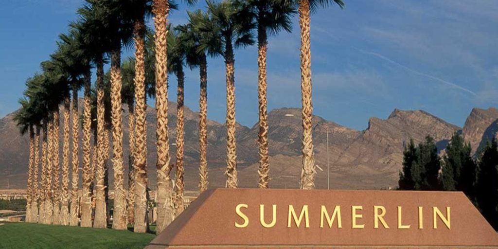 Summerlin Condos for Sale in Las Vegas