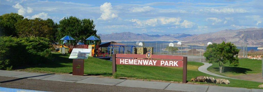 Boulder City Nevada Homes for Sale neighborhood - Hemenway Park