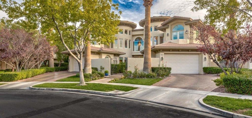 Canyon Fairways Community Summerlin Las Vegas - Home2