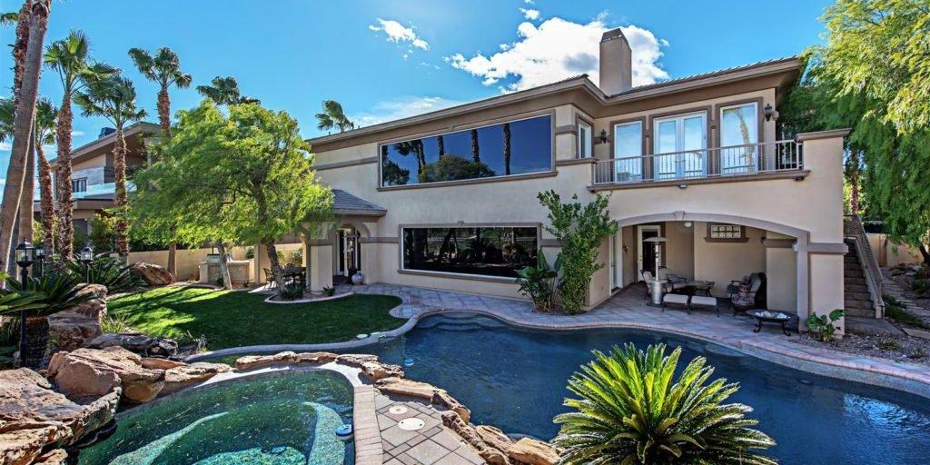 Canyon Fairways Community Summerlin Las Vegas - Home3