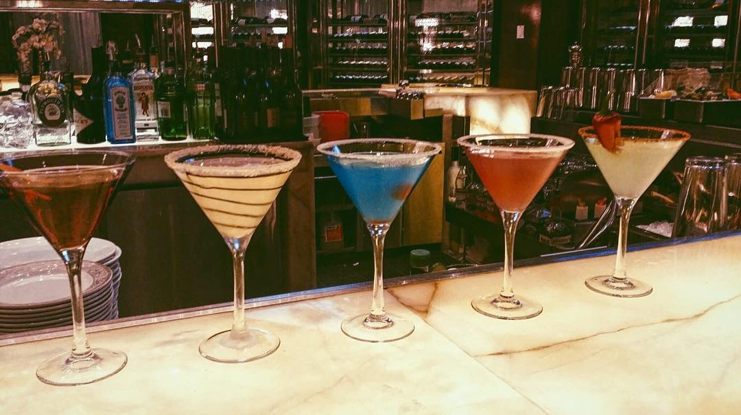 Green Valley Las Vegas Ranch neighborhood - Hanks fine Steaks and Martinis1